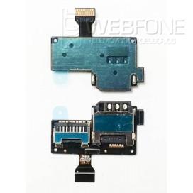 Samsung S4 Mini - SIM Leitor e SD card Leitor