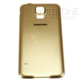 Samsung S5 - Capa bateria Dourada