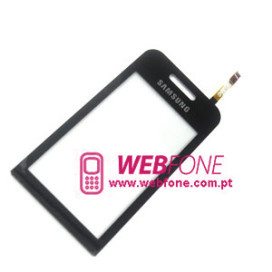 Touchscreen Samsung S5230 Preto