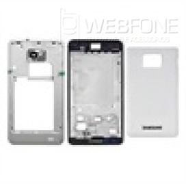 Samsung S2 - Quadro m�dio chassis e capa bateria Branco