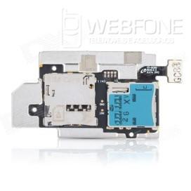 Samsung S4 - SIM Leitor e Micro SD Leitor