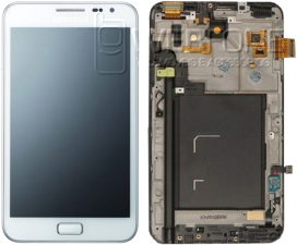 Full Front LCD + Front Glass Digitizer Samsung Note 1 N7000 Bran