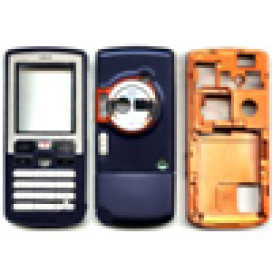 Capa Sony Ericsson W800i Azul