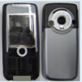 Capa Sony Ericsson K700 e K700i Preto e Cinza