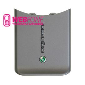 Tampa Bateria Sony Ericsson W580i Cinza