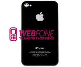 Capa iPhone 4 Preto