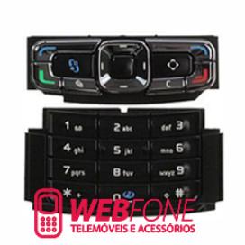 Teclado Nokia N95 Black Edition
