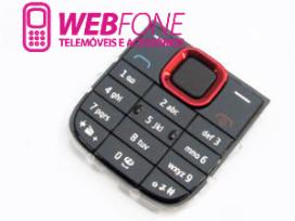 Teclado Nokia 5130 Vermelho