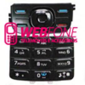 Teclado Nokia 5200 e 5300 Black Edition