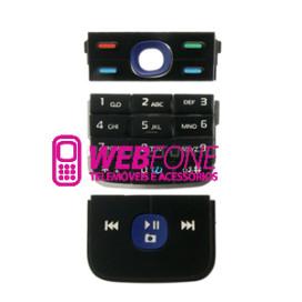 Teclado Nokia 5700 Preto
