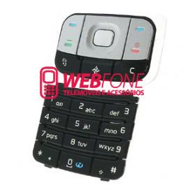 Teclado Nokia 6110 Navigator preto