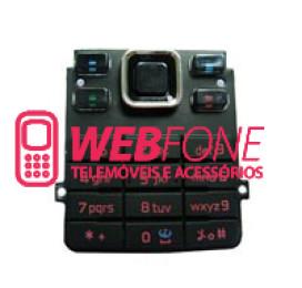 Teclado Nokia 6300 Black Edition