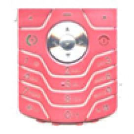 Teclado Motorola L6 Pink