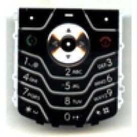 Teclado Motorola L6 Preto
