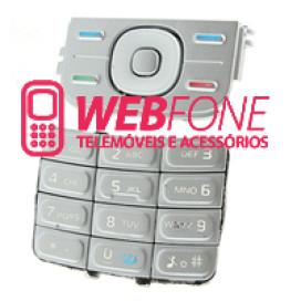 Teclado Nokia 5200 e 5300 Cinza