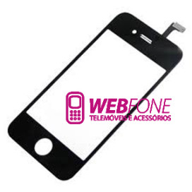 Touchscreen iPhone 4 Preto