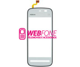Touchscreen Nokia 5228,5230,5233,5235 Branco