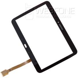 Vidro Touch Samsung Galaxy Tab 3 10.1 P5200 P5210 Preto