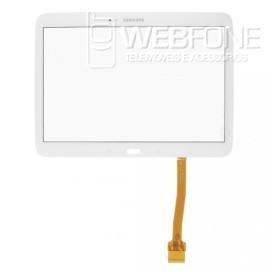 Vidro Touch Samsung Galaxy Tab 3 10.1 P5200 P5210 Branco