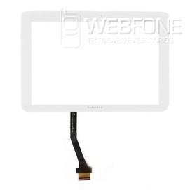 Vidro Touch Samsung Galaxy Tab 10.1 P7500/P7501/P7510 Branco