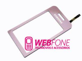 Touchscreen Samsung S5230 Rosa