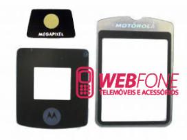 Vidro Motorola V3 e V3i