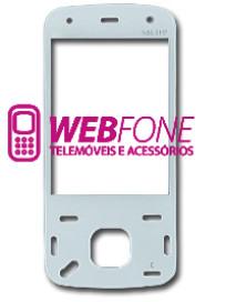 Vidro Frontal Nokia N86 Branco