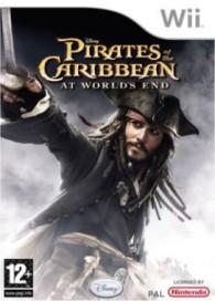 Jogo WII -Pirates of the Caribbean (Usado)