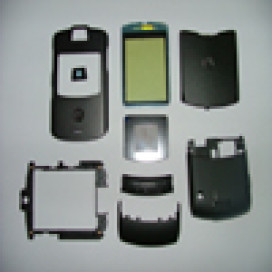 Capa Motorola V3 Preto