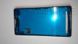 Middle Frame Sony Xperia Z2 Branco