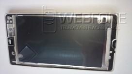 LCD FRAME Sony Xperia Z Branco