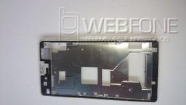 LCD FRAME Sony Xperia Z Mini Branco