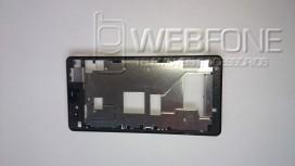 LCD FRAME Sony Xperia Z Mini Preto